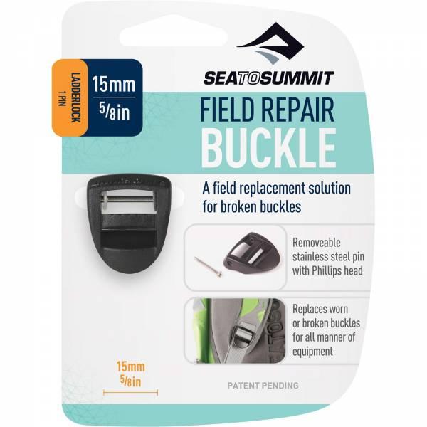 Sea to Summit Field Repair Buckle Ladderlock 1 Pin 15 mm - Gurtschnalle - Bild 1