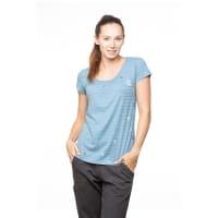 Vorschau: Chillaz Women's Hide The Best - T-Shirt light blue - Bild 9