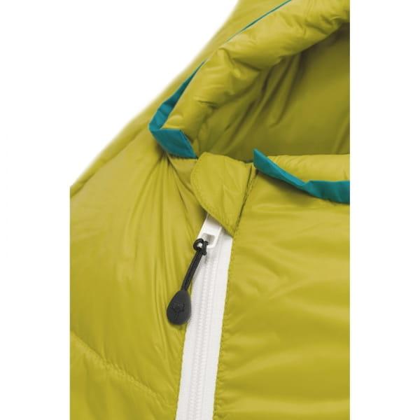 Grüezi Bag Biopod DownWool KidsTeen - Daunen- & Wollschlafsack citron - Bild 9
