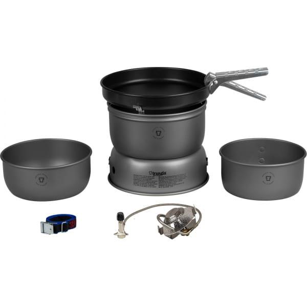 Trangia Sturmkocher Set groß - 25-3 HA - Gas - ohne Wasserkessel - Bild 1