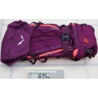 Vorschau: Salewa Alptrek 50+10 Women - Trekkingrucksack dark purple - Bild 3