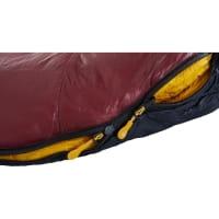 Vorschau: Nordisk Oscar -2° Curve - 3-Jahreszeiten-Schlafsack rio red-mustard yellow-black - Bild 11