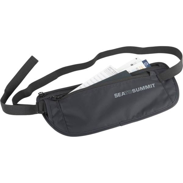 Sea to Summit TravellingLight™ Money Belt - Gürteltasche black - Bild 1