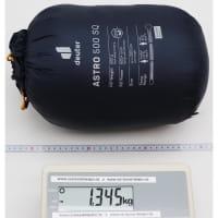 Vorschau: deuter Astro 500 SQ - Daunen-Schlafsack ink-marine - Bild 4