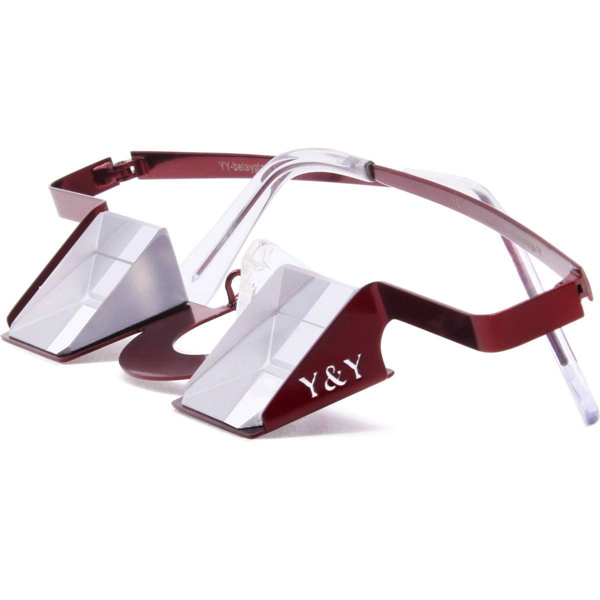 Y&Y Klassisch - Sicherungsbrille rot - Bild 1