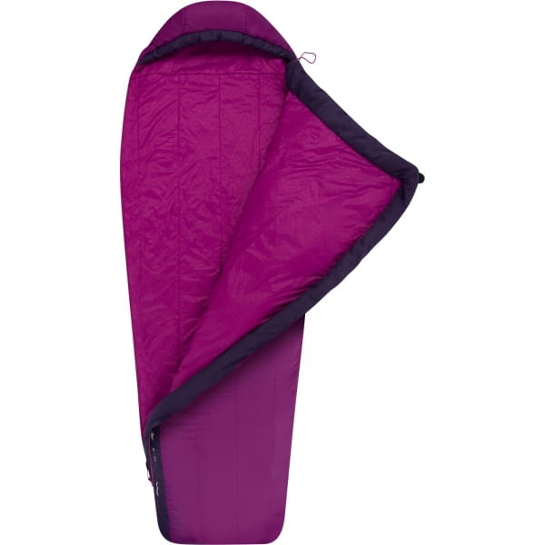 Sea to Summit Quest™ QuI Women's Regular - Schlafsack grape-blackberry - Bild 4