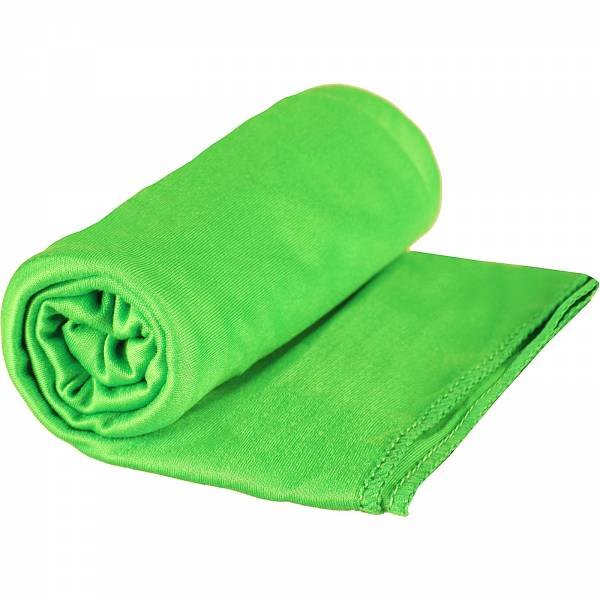 Sea to Summit Pocket Towel M - Funktions-Handtuch lime - Bild 3