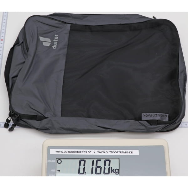 deuter Orga Zip Pack - Packtasche graphite-black - Bild 2