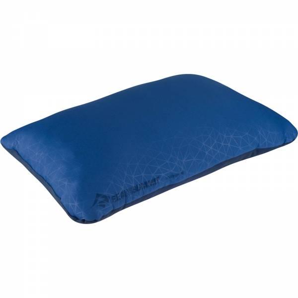 Sea to Summit Foam Core Pillow Deluxe - Kopfkissen navy blue - Bild 7