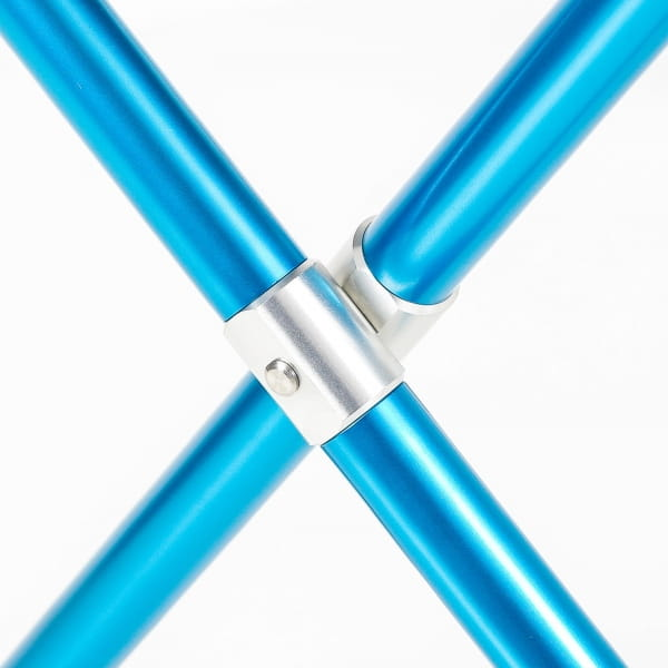 Helinox Speed Stool M - Falthocker black-blue - Bild 7