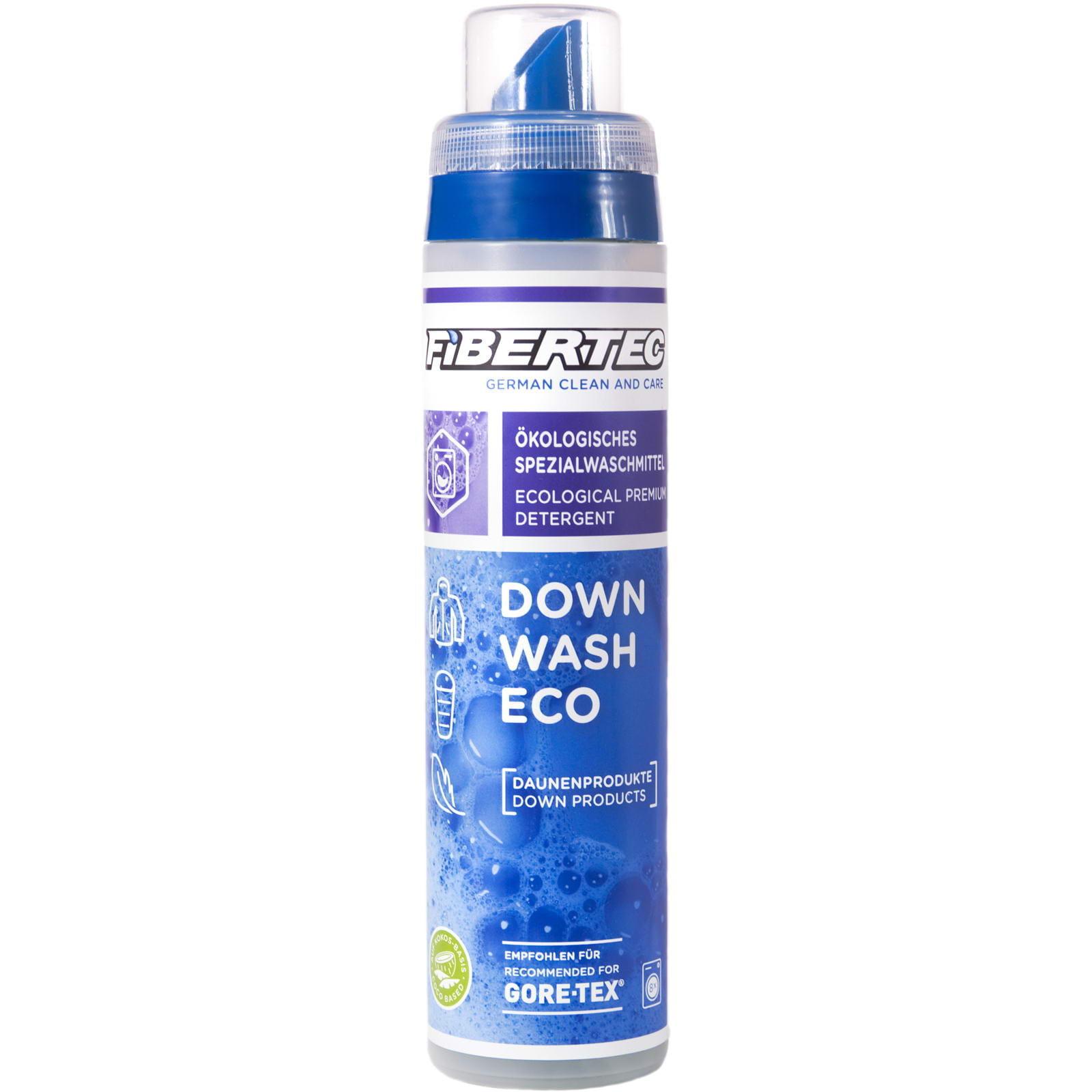 FIBERTEC Down Wash Eco 250 ml - Spezialwaschmittel Daunen - Bild 1