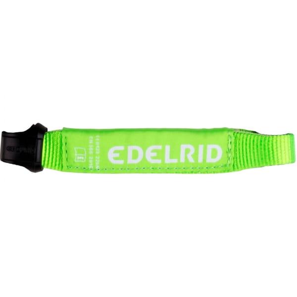 Edelrid Logo Sling Ambassador 15/22 mm - Schmal-Breit-Schlinge neon green - Bild 1