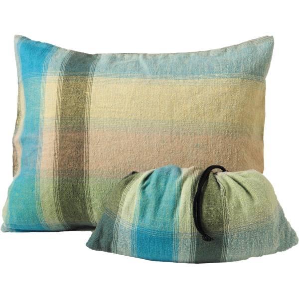 COCOON Cotton Flanell Pillow Case Medium african rainbow - Bild 1