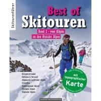 Vorschau: Panico Verlag Best of Skitouren - Band 2 - Bild 1