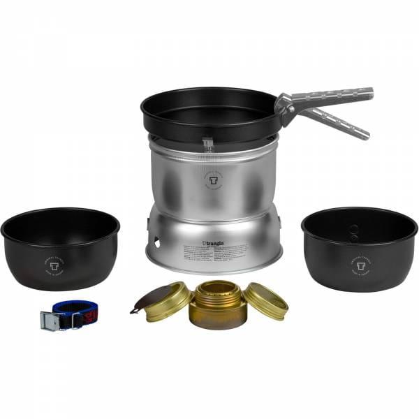 Trangia Sturmkocher Set klein - 27-5 UL - Spiritus - ohne Wasserkessel - Bild 1