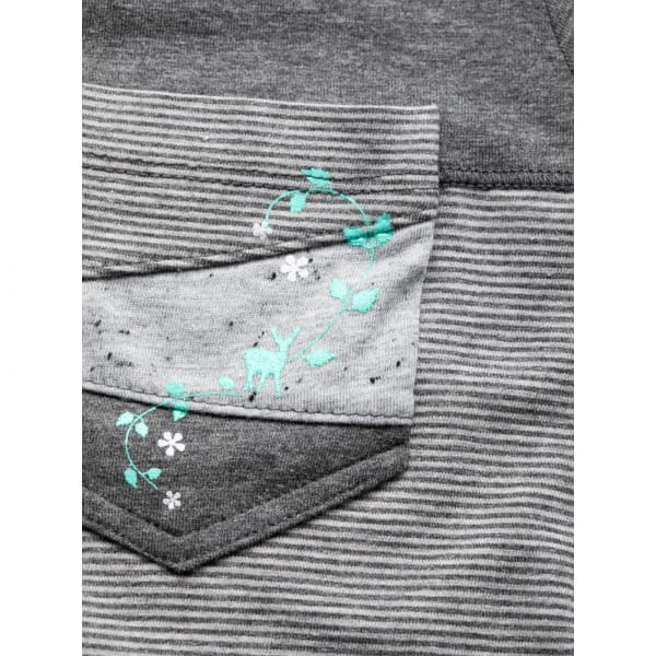 Chillaz Women's Street - T-Shirt anthrazit melange - Bild 12
