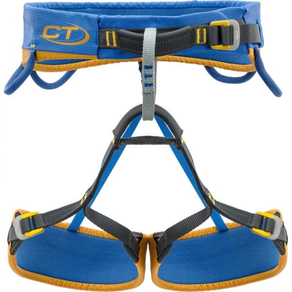 Climbing Technology Dedalo - Klettergurt blue-ocra - Bild 1