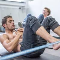 Vorschau: Gibbon Slackrack Fitness - Slackline-Set - Bild 5