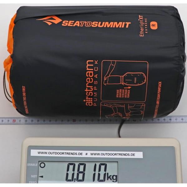 Sea to Summit EtherLite XT Extreme - Schlafmatte black-orange - Bild 7