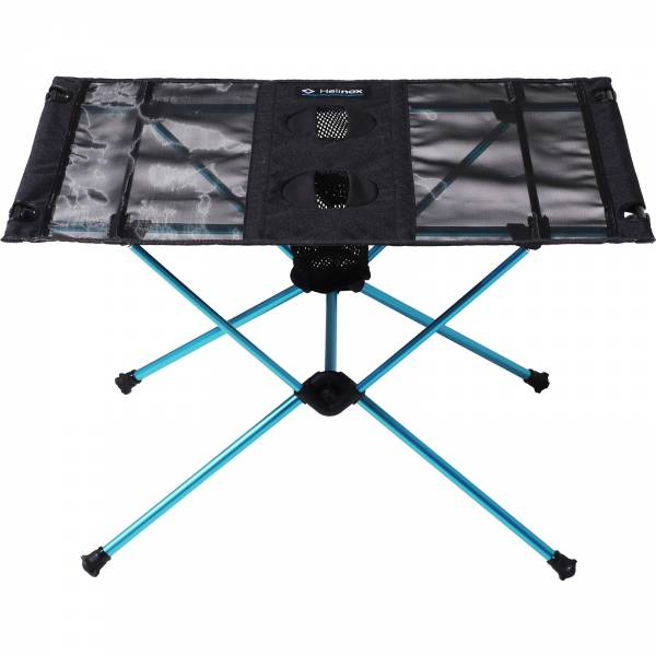 Helinox Table One - Falttisch black-blue - Bild 6