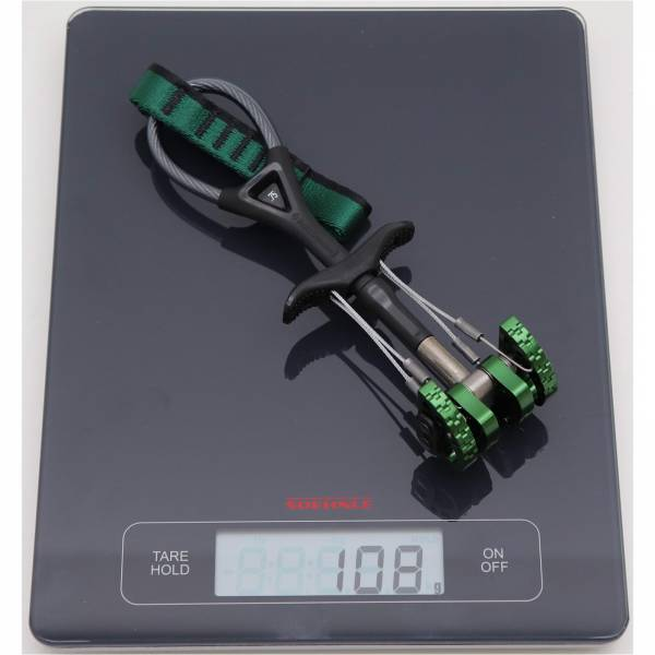Black Diamond Camalot C4 0.75 grün - Klemmgeräte - Bild 2