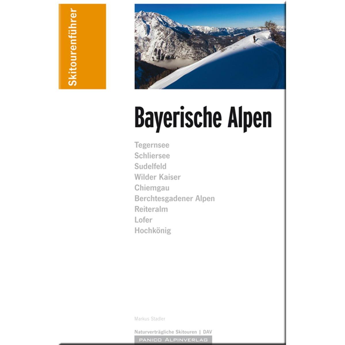 Panico Verlag Bayerischen Alpen - Skitourenführer - Bild 1
