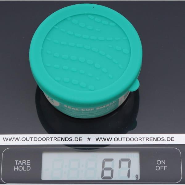 ECOlunchbox Seal Cup Trio - Edelstahl-Silikon-Dosen-Set - Bild 3