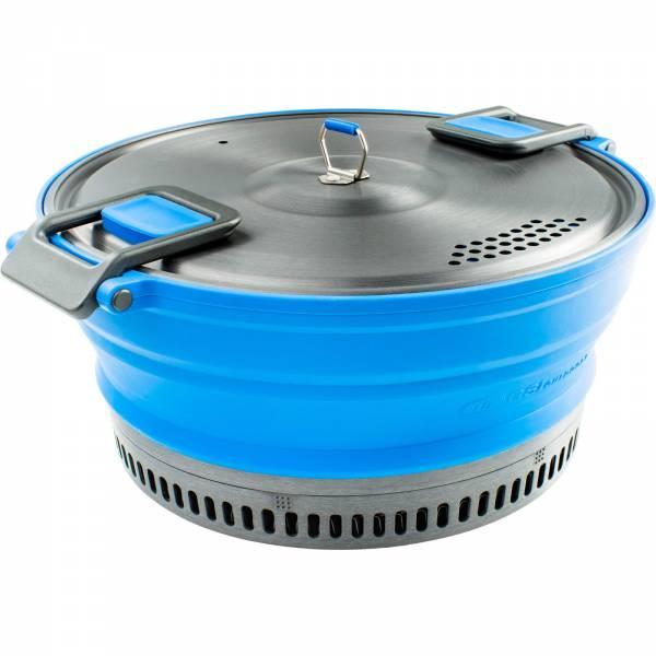 GSI Escape 2 L Pot - faltbarer Kochtopf blue - Bild 3