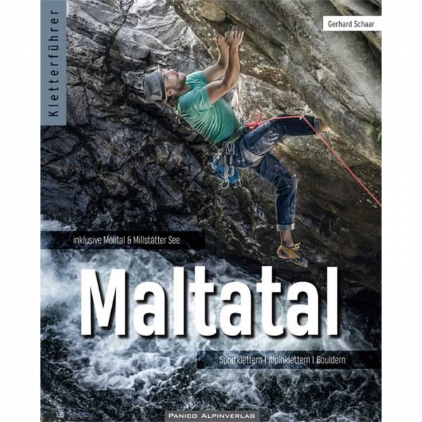 Panico Verlag Maltatal - Kletter- & Boulderführer - Bild 1