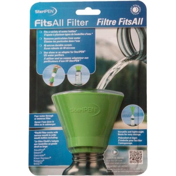 SteriPEN FitsAll Filter - Grobfilter - Bild 1