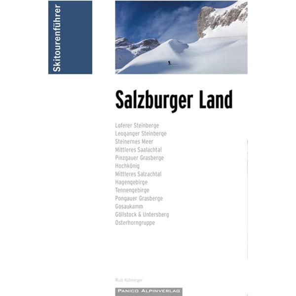 Panico Verlag Salzburger Land - Skitourenführer - Bild 1
