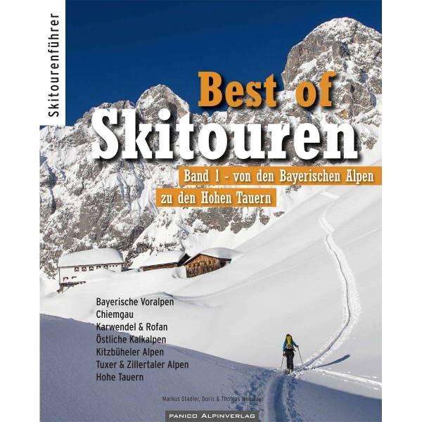 Panico Verlag Best of Skitouren - Band 1 - Bild 1
