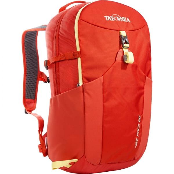 Tatonka Hike Pack 20 - Wanderrucksack red orange - Bild 9
