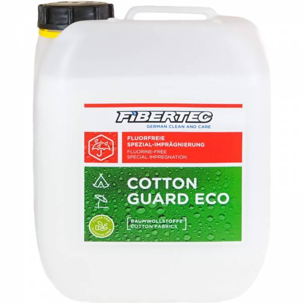 FIBERTEC Cotton Guard Eco 5 Liter - Baumwollimprägnierung - Bild 1