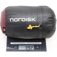 Vorschau: Nordisk Oscar +10° Mummy - Sommerschlafsack rio red-mustard yellow-black - Bild 4