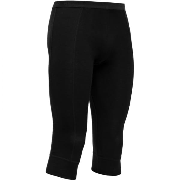 DEVOLD Hiking Man 3/4 Long Johns - Unterhose black - Bild 2