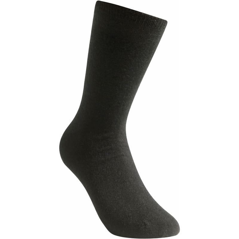 Woolpower Liner Classic Socke 150 schwarz 45/48