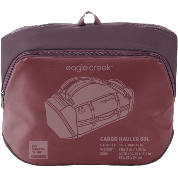 Eagle Creek Cargo Hauler Duffel 60L - Reise-Tasche earth red - Bild 15