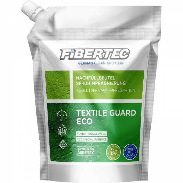 FIBERTEC Textile Guard Eco Refill 500 ml - Imprägnierung - Bild 1