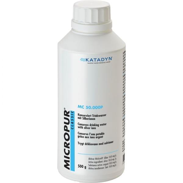 Katadyn Micropur Classic Pulver 500 g - Bild 2