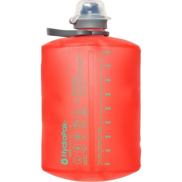 HydraPak Stow 500 ml - Trinkflasche - Bild 4