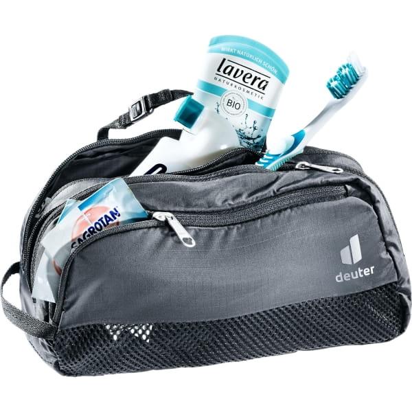 deuter Wash Bag Tour III - Wasch-Tasche black - Bild 6