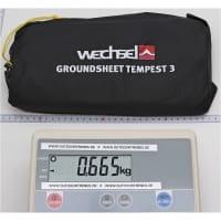 Vorschau: Wechsel Tents Groundsheet Tempest 3 - Zeltunterlage - Bild 2