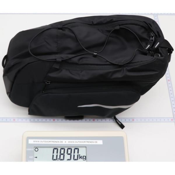 VAUDE Silkroad Plus (UniKlip) - Gepäckträgertasche black - Bild 3