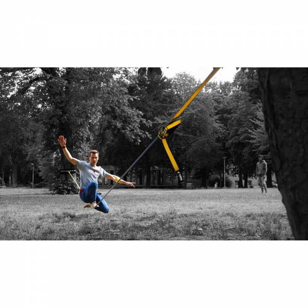 Gibbon Flow Line - TreeWear Set - Slackline - Bild 8
