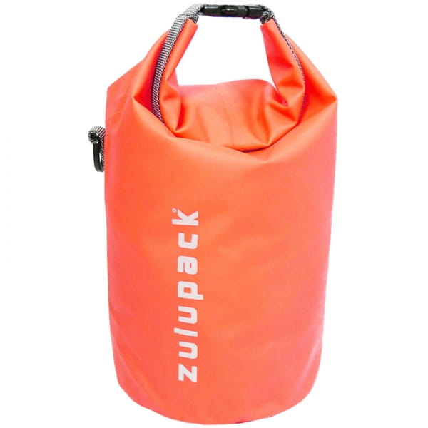 zulupack Tube 3 - Trockensack fluo orange - Bild 1