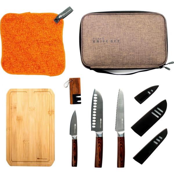 GSI Rakau Knife Set - Messer-Set - Bild 2