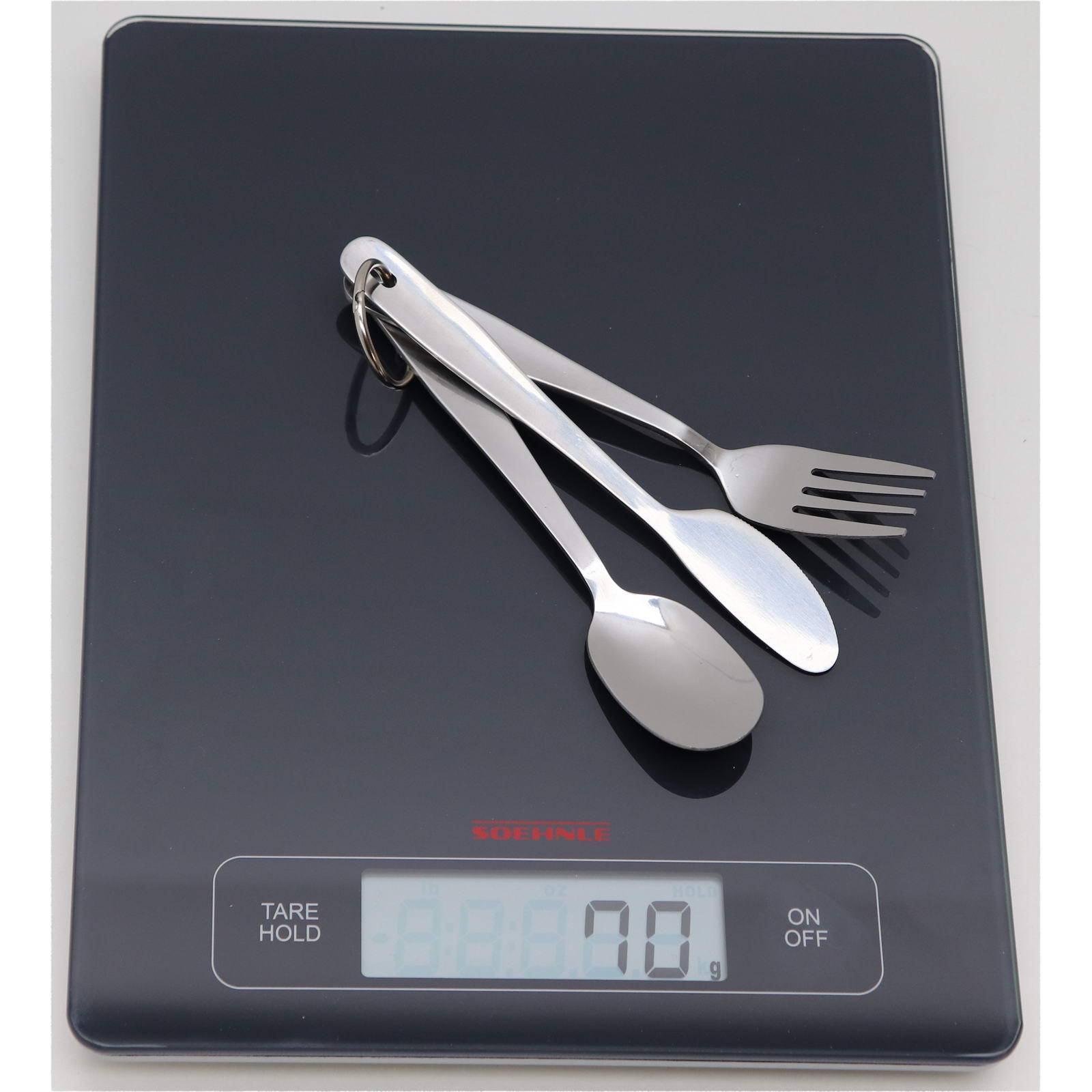Coghlans Cutlery Set  - Besteckset - Bild 4
