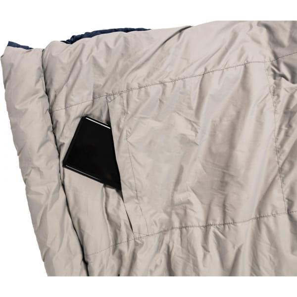 Grüezi Bag Biopod Wolle Murmeltier Comfort XXL - Deckenschlafsack night blue - Bild 8