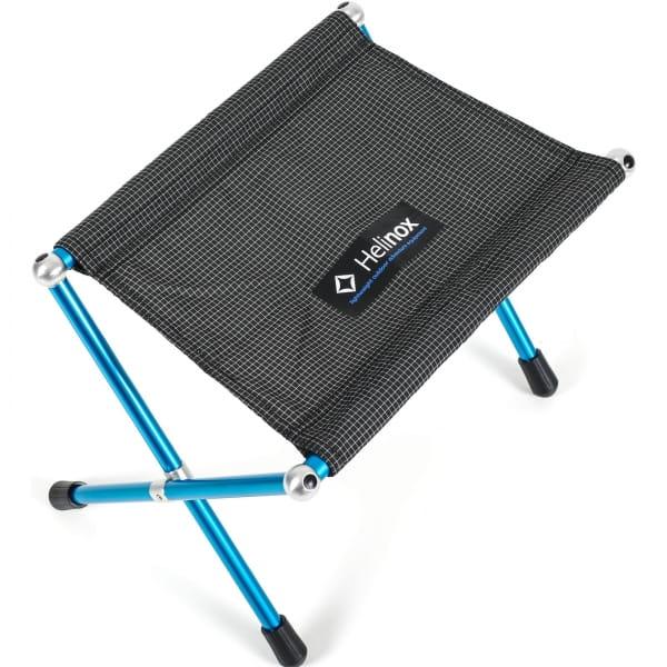 Helinox Speed Stool M - Falthocker black-blue - Bild 3